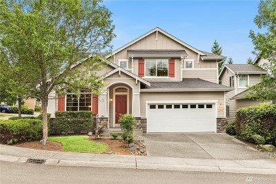 Woodinville Single Family Home For Sale: 12914 NE 203rd St
