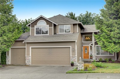 Maple Valley Single Family Home For Sale: 22620 SE 279th St