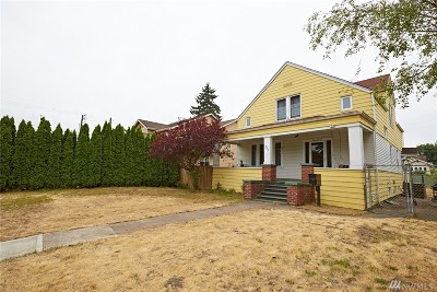 Auburn Single Family Home For Sale: 311 F St SE