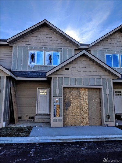 Wenatchee Single Family Home For Sale: 301 River Park Ave #10