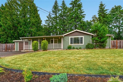 Lake Stevens Single Family Home For Sale: 3003 95th Dr SE