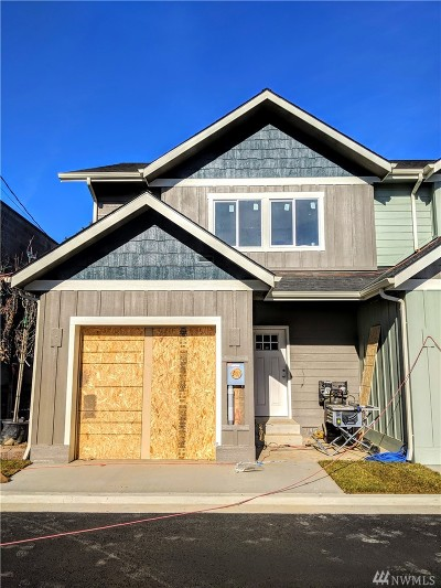 Wenatchee Single Family Home For Sale: 301 River Park Ave #12