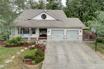 Gig Harbor Single Family Home For Sale: 3811 116th St Ct NW