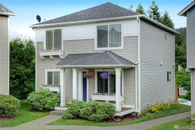 North Bend, Snoqualmie Condo/Townhouse For Sale: 9420 Hancock Ave SE