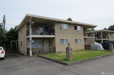 Issaquah Multi Family Home For Sale: 55 1st Ave NW #5-8