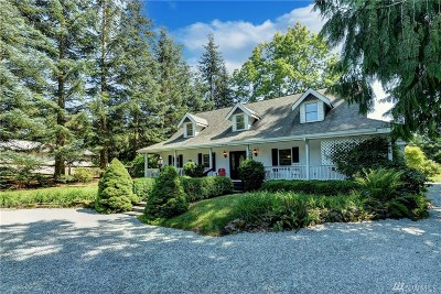 Stanwood Single Family Home For Sale: 19020 32nd Ave NW