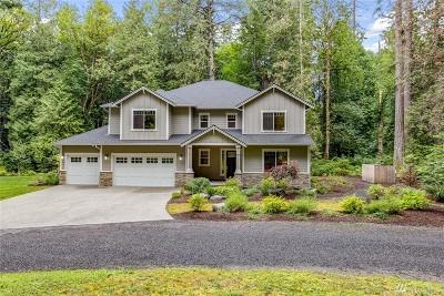 Bainbridge Island Single Family Home For Sale: 16841 Agate Pass Rd NE