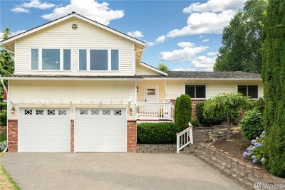 Mukilteo Single Family Home For Sale: 1002 16th Ct