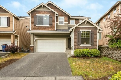 Bothell Single Family Home For Sale: 22923 41st Dr SE