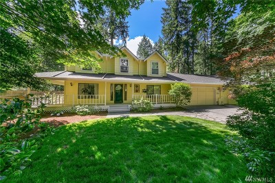Sammamish Single Family Home For Sale: 1920 W Beaver Lake Dr SE