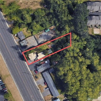 Everett Residential Lots & Land For Sale: 11303 Airport Rd