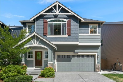 Bothell Single Family Home For Sale: 18109 46th Dr SE