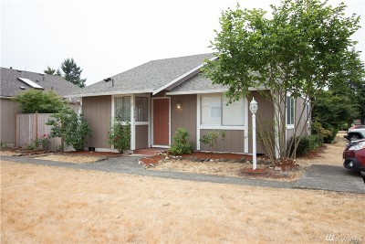 Olympia Single Family Home Pending Inspection: 714 Lucerne Lane SE