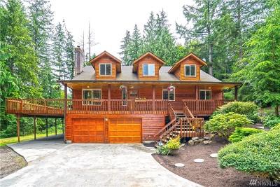 Marysville Single Family Home For Sale: 710 114th St NE