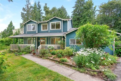 Stanwood Single Family Home Contingent: 14733 Kayak Point Rd