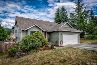 Bellingham Single Family Home Pending Inspection: 3902 Tamarack Road