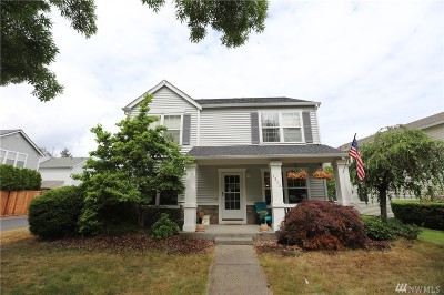 Dupont Single Family Home For Sale: 1811 Fisher Ave