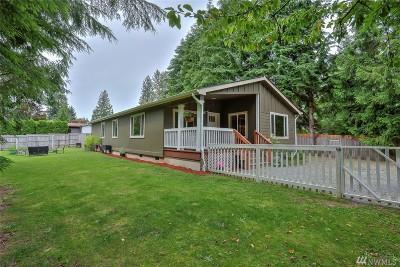 Granite Falls Single Family Home For Sale: 3616 234th Dr NE