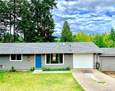 Olympia Single Family Home Pending Inspection: 7406 Greenridge St SW