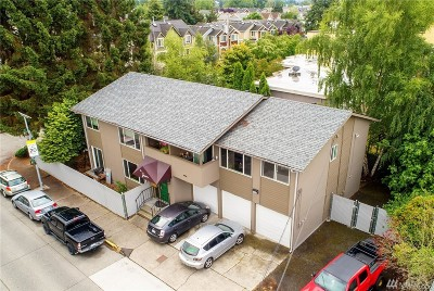 Seattle Multi Family Home For Sale: 1165 N 90th St