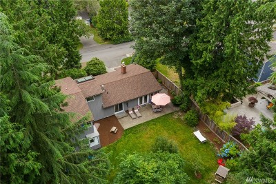 Kirkland Single Family Home For Sale: 10428 129th Ave NE