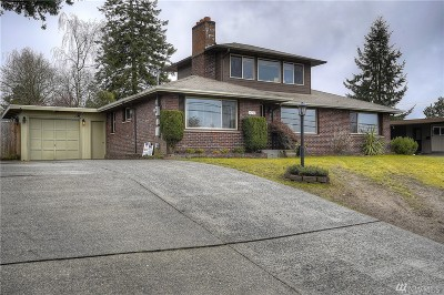 Tacoma Single Family Home For Sale: 6910 N 17th St