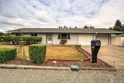 Centralia Single Family Home For Sale: 307 Carol Rd