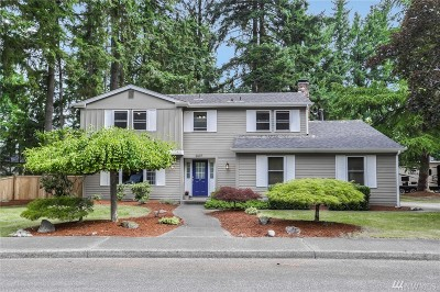 Puyallup Single Family Home For Sale: 2607 32 Ave SE