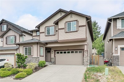 Edmonds Single Family Home For Sale: 4909 155th Place SW