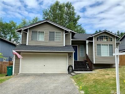 Lake Stevens Single Family Home For Sale: 8611 8th St SE