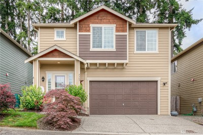 Lynnwood Condo/Townhouse For Sale: 2303 202nd St SW