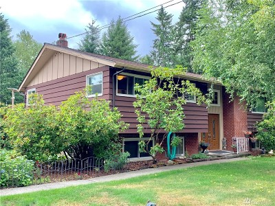 Spanaway Single Family Home For Sale: 22719 58th Ave E