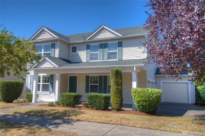 Pierce County Single Family Home For Sale: 3054 Shannon St