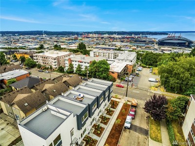 Seattle Single Family Home For Sale: 1207 S Atlantic St