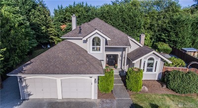 Bothell Single Family Home For Sale: 3030 187th Place SE