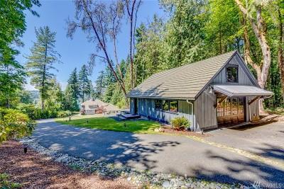 Bainbridge Island Single Family Home For Sale: 7891 Hansen Rd NE