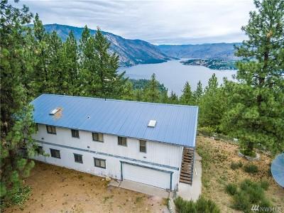 Chelan Single Family Home For Sale: 1061 Guffy Rd