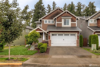Puyallup Single Family Home For Sale: 17249 117th Ave E