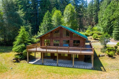 Anacortes Single Family Home For Sale: 5588 State Route 20