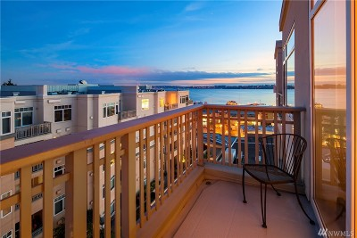 Kirkland Condo/Townhouse For Sale: 109 2nd St S #638