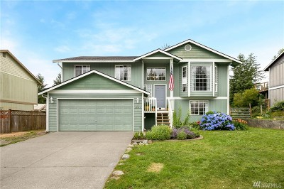Snohomish County Single Family Home For Sale: 12913 311th Ave SE