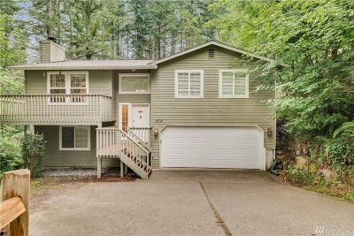 North Bend WA Single Family Home For Sale: $509,990