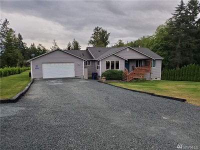 Skagit County Single Family Home For Sale: 24032 Trinity Lane
