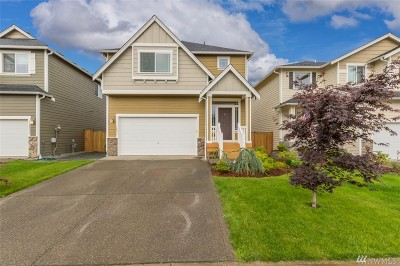 Puyallup Single Family Home For Sale: 18834 111th Av Ct E