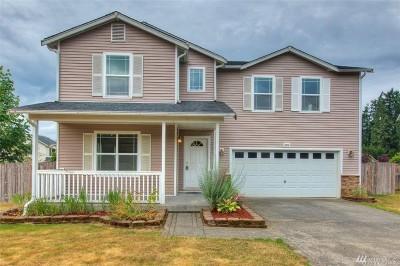 Graham Single Family Home For Sale: 20810 115th Av Ct E