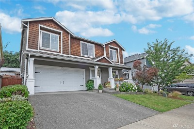 Covington Single Family Home For Sale: 24121 184th Ave SE