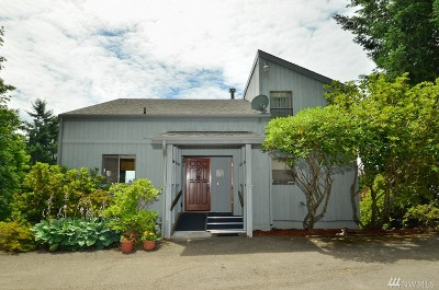 Gig Harbor Single Family Home For Sale: 12705 95th Ave NW