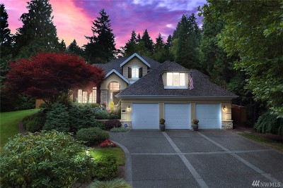 Snohomish County Single Family Home For Sale: 5010 176th St SE
