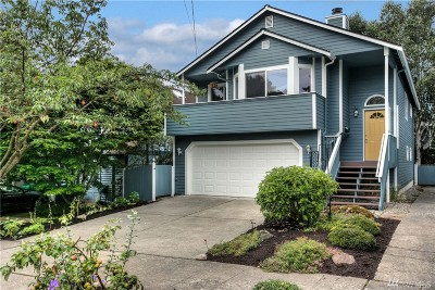 Seattle Single Family Home For Sale: 6731 25th Ave NW