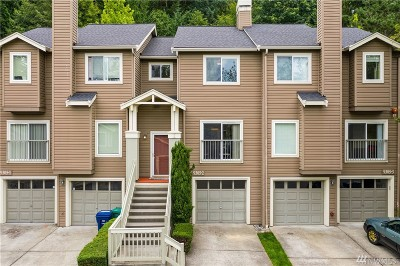 King County Condo/Townhouse For Sale: 9305 177th Place NE #2